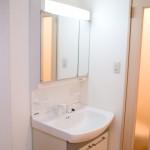 内装 洗面化粧台(3面鏡)